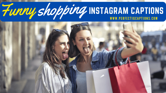 Funny-Shopping-Instagram-Captions