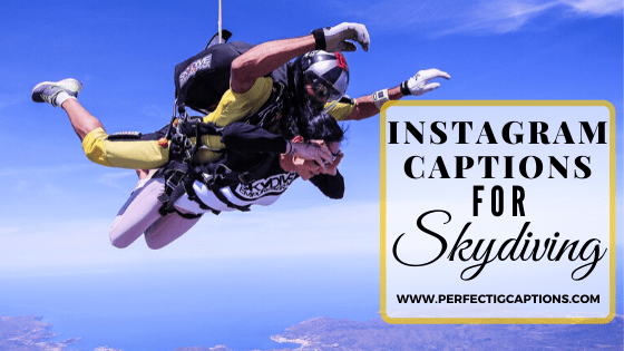 Instagram-Captions-For-Skydiving