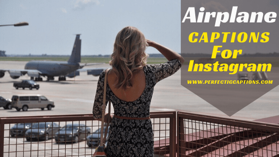 Airplane-Captions-For-Instagram