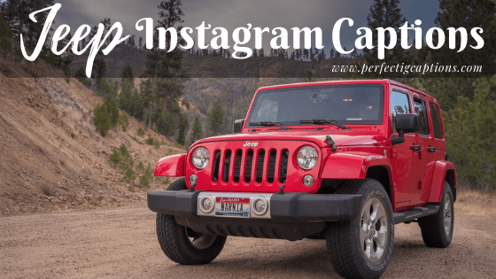 75+ Jeep Instagram Captions for off-road Trip